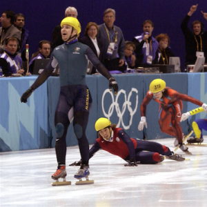 Careers Unplugged with Olympic Champion, Steven Bradbury