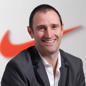 Landing the dream career with Nike Asia MD, Paul Faulkner