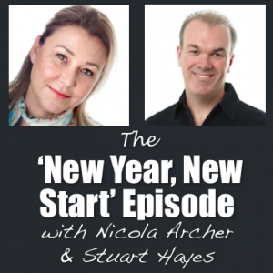 The New Year New Start Goal Setting Episode