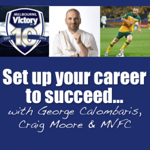 Careers Unplugged with George Calombaris and Craig Moore